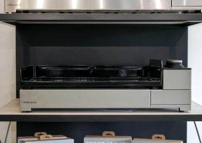 cuisines d'été et planchas - santones cheminées